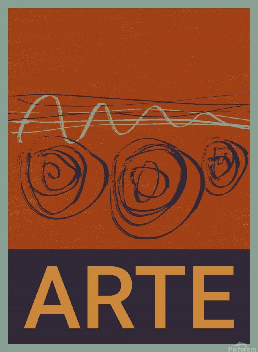 ARTE -7   Print